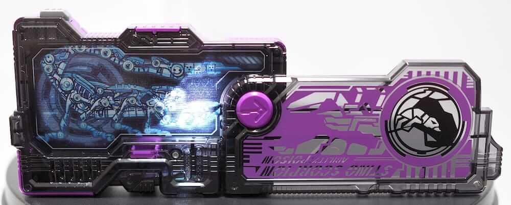 DXスティングスコーピオンプログライズキー発光