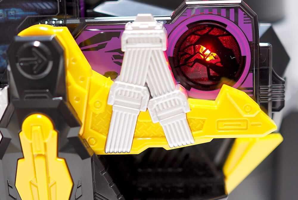 DX滅亡迅雷フォースライザー発光1