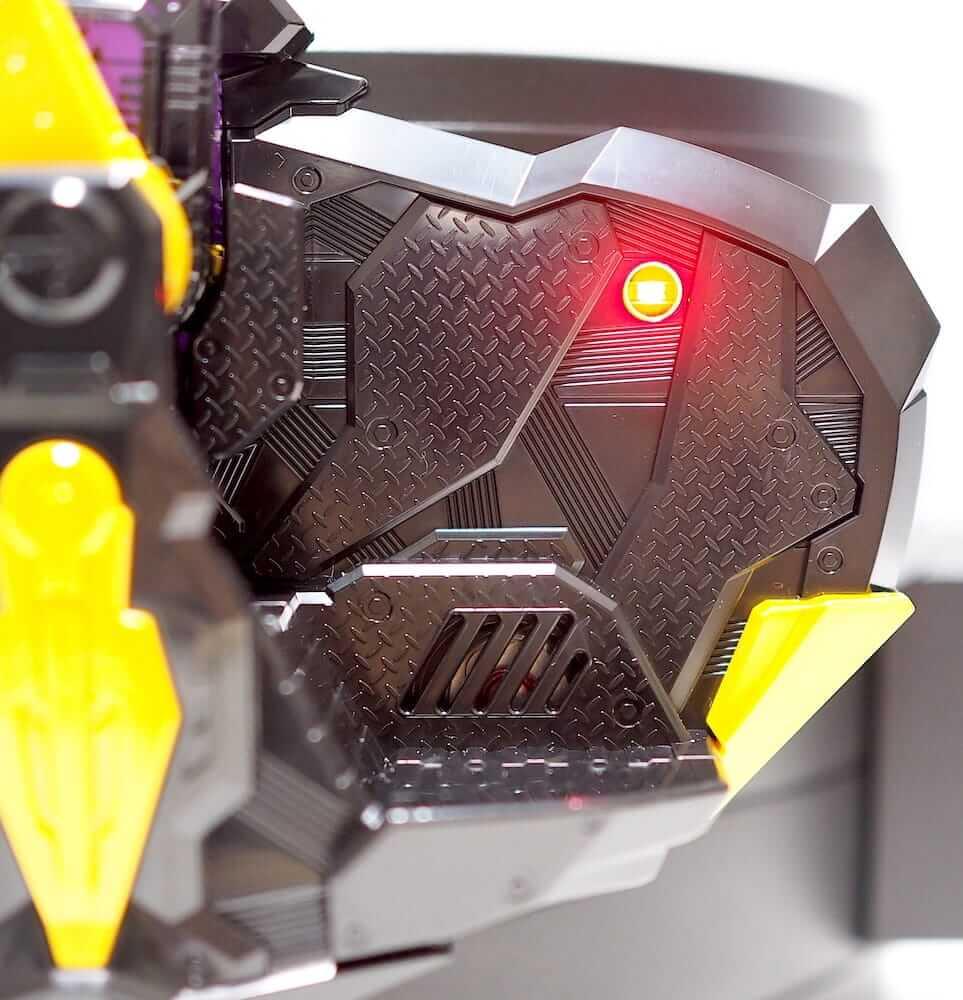 DX滅亡迅雷フォースライザー発光2