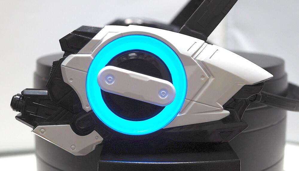 DXヒューマギアモジュール ゼア発光1