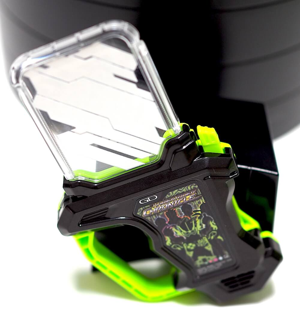 DX仮面ライダークロニクルガシャット ボタン