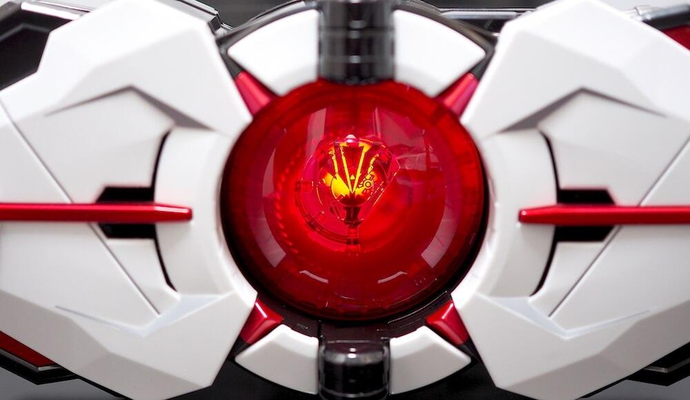 DXアークドライバーワン 発光
