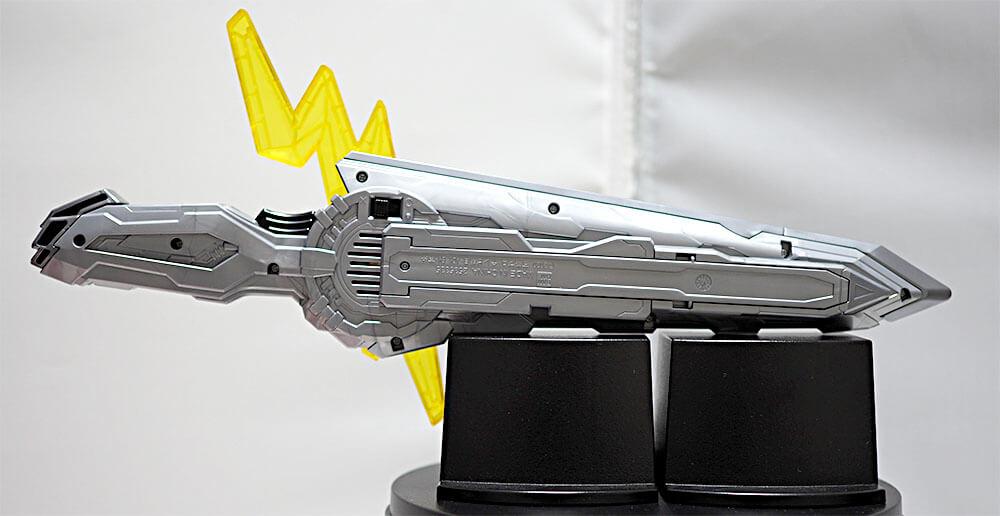 DX雷鳴剣黄雷エンブレム&ランプドアランジーナワンダーライドブック エンブレム3