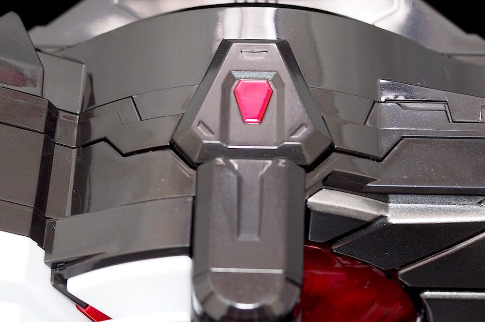 DXアークドライバーゼロ 上部ボタン